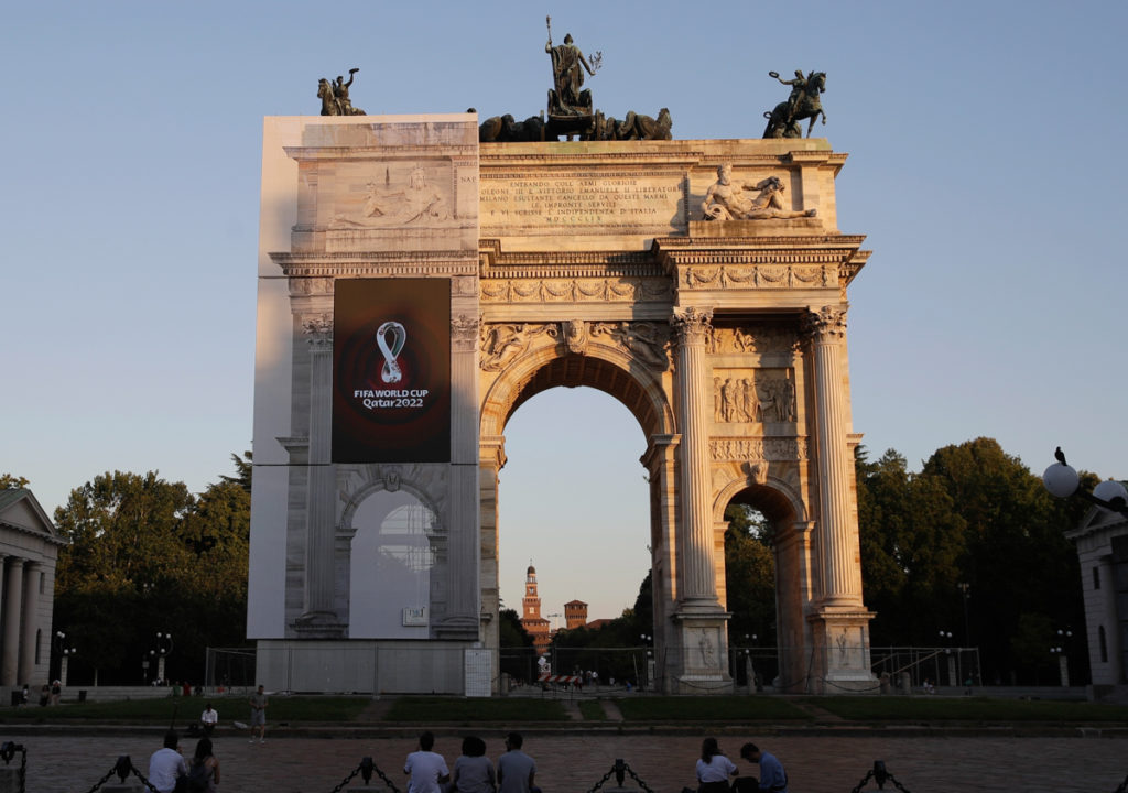 Italy Qatar WCup 2022 Soccer