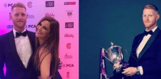 At the 50th PCA awards, Ben Stokes scoops top honors