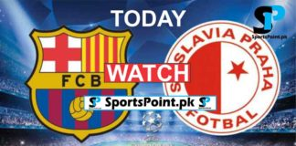 today match