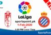 grananda vs espaniyol laliga 2020 live streaming