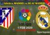 real madrid vs atletico madrid live 2020 laliga