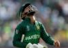 Pakistan spinner Shadab Khan (Reuters Image)