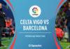 Celta vigo vs Barcelonca 2020