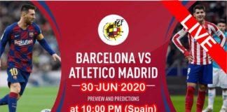 barcelona vs atletico madrid live streaming 2020