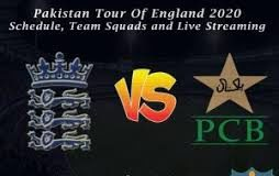 Pakistan vs england 2020