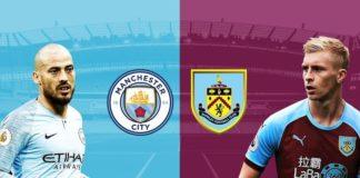 Manchester city vs Burnley live streaming