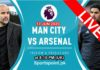 man city vs arsenal 2020 live Streaming