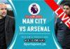 man city vs arsenal 2020 live Streaming