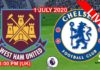 wes ham vs chelsea live streaming 2020