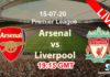 Arsenal vs Liverpool Live streaming