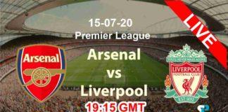 Arsenal vs Liverpool Live streaming