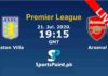 Aston villa vs Arsenal live streaming 22-7-20