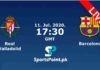 barcelona vs real valladollid live streaming