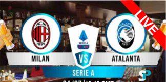 milan vs atalanta live streaming 24-7-20