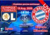 Lyon vs Bayern live streaming champions league 2020