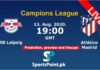Rb leipzig vs Atletico Madrid Live streaming