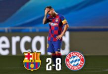 Barcelona vs Bayern Munich Highlights