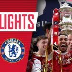 Arsenal vs Chelsea fa cup final highlights