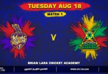 MATCH HIGHLIGHTS MATCH 1 | TKR V GAW |
