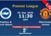 Brighton vs Man United live streaming 25-9-20