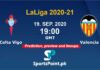 Celta vigo vs valencia live streaming 19-9-20