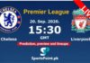 Chelsea vs Liverpool live streaming 20-9-20