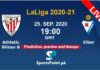 Eibar vs Athletic Club live streaming 25-9-20