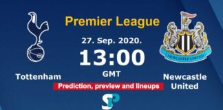 Tottenham vs Newcastle United live streaming 27-9-20