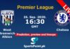 West Brom vs Chelsea live streaming 26-9-20