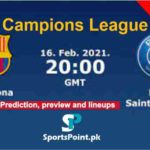 Barcelona vs PSG Live 2021 16