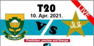 Sa vs pak t20 2021