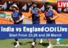 eng vs india odi series 2021
