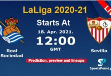 Real sociadad vs Sevilla live streaming 2021