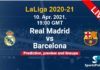 real madrid vs barcelona laliga 2021