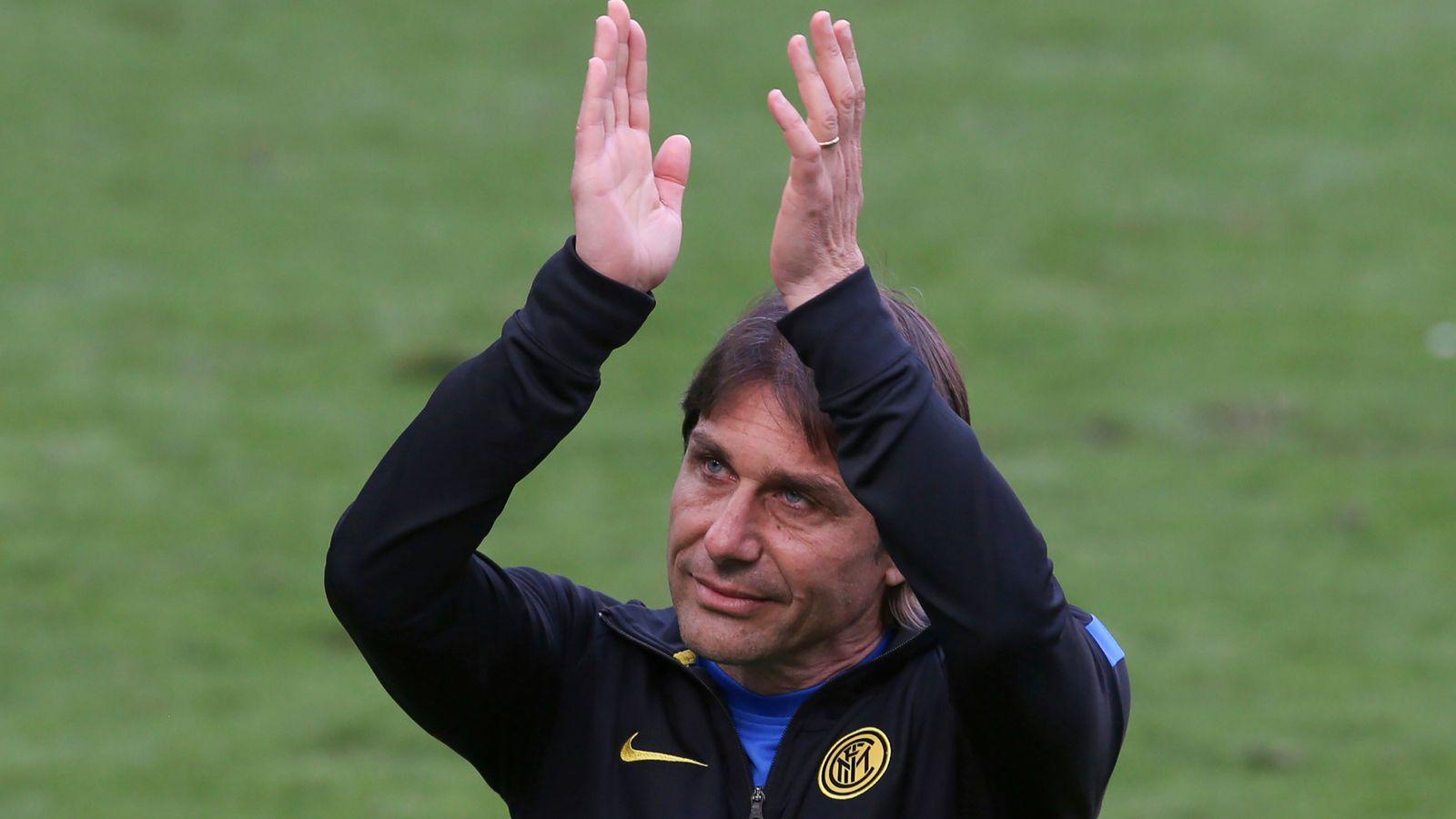 Tottenham in talks with Antonio Conte and eye Fabio