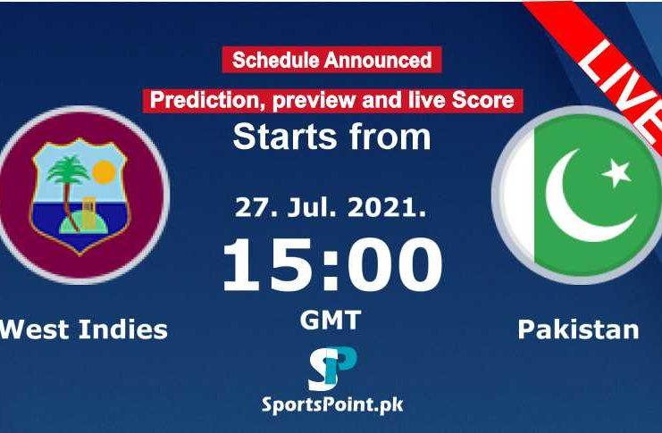 westindies vs pakistan 2021